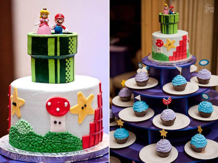 Mario cakes :)