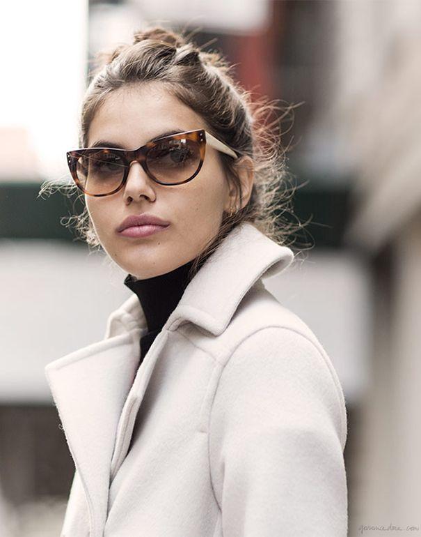 Winter Sunglasses, Oliver Goldsmith / Garance Doré