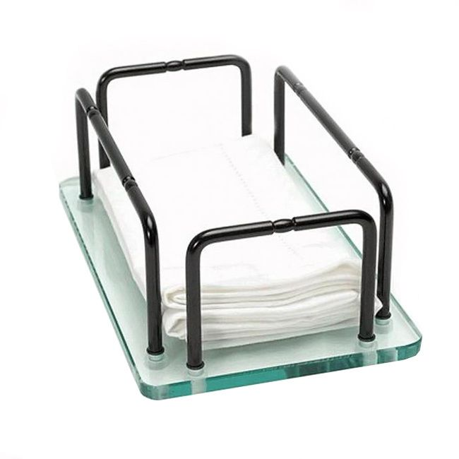 Designed To Hold Fingertip Or Paper Guest Towels, This Beautiful Tray Is  The Perfect Way