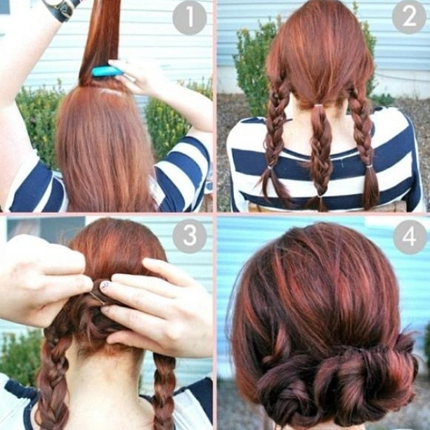 I love this look in Braids & Ponytails and the real-time beauty trends happening now at Bloom.com. Share your favorites on Bloom's livestream by using #bloomtrends on Twitter, Instagram and YouTube.: Hair Ideas, Up Dos, Hair Tutorials, Hairdos, Long Hair, Hairstyle, Hair Style, Braids Buns, Easy Updo