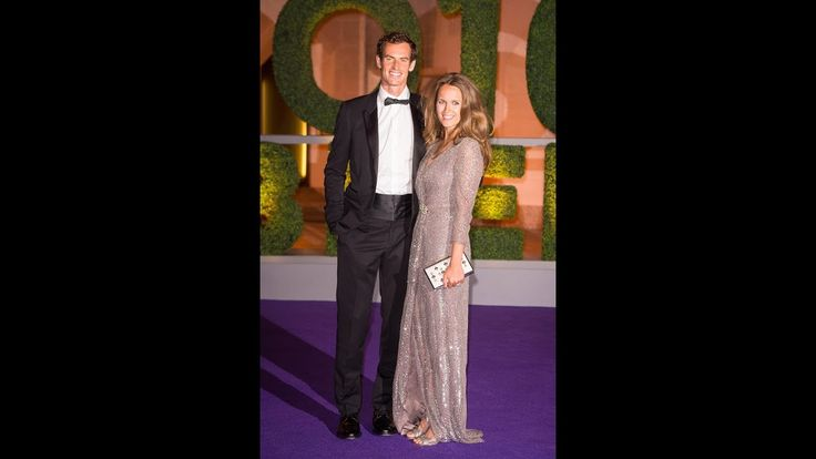 Andy Murray reveals his one-year-old daughter threw her first tennis racket in the BIN