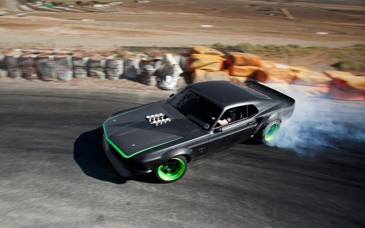 Cool Muscle Cars Backgrounds
