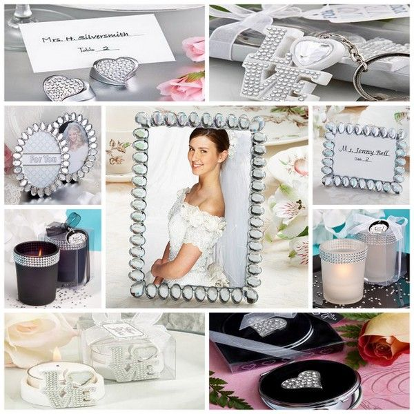 Bling Collection Wedding Favors