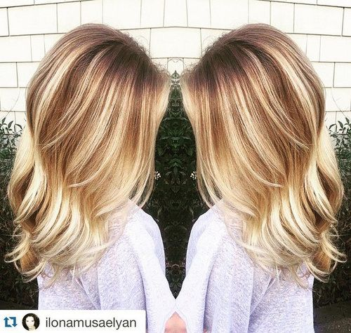 45 Ideas For Light Brown Hair With Highlights And
