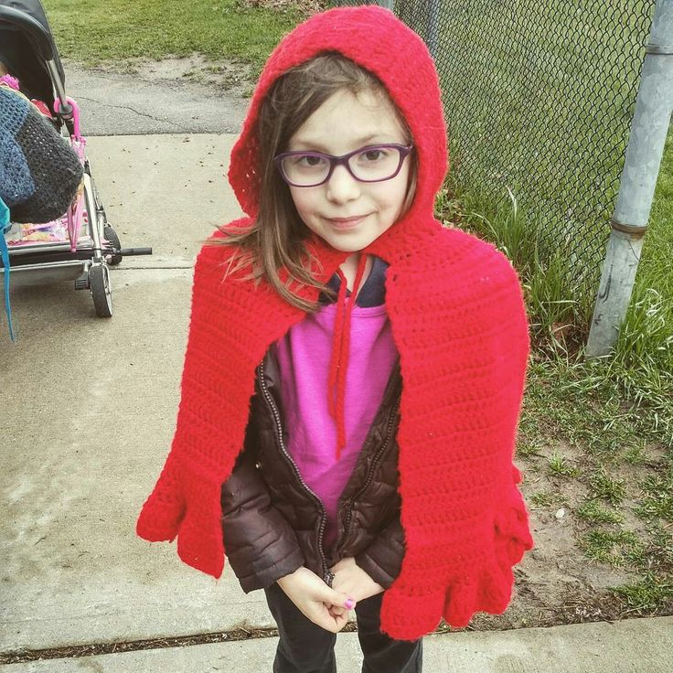 $50 Red riding hood cape