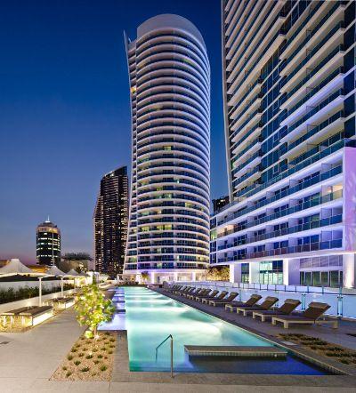 Hilton Surfers Paradise, Gold Coast, Australia