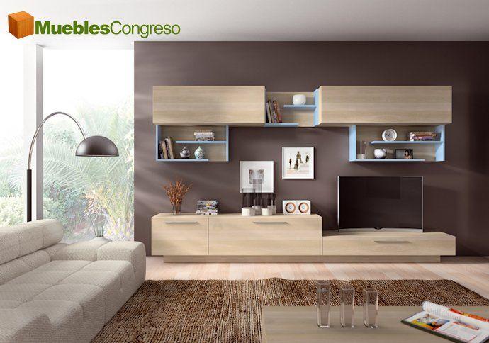 Visite nuestras composiciones de muebles para salones modernos las ...