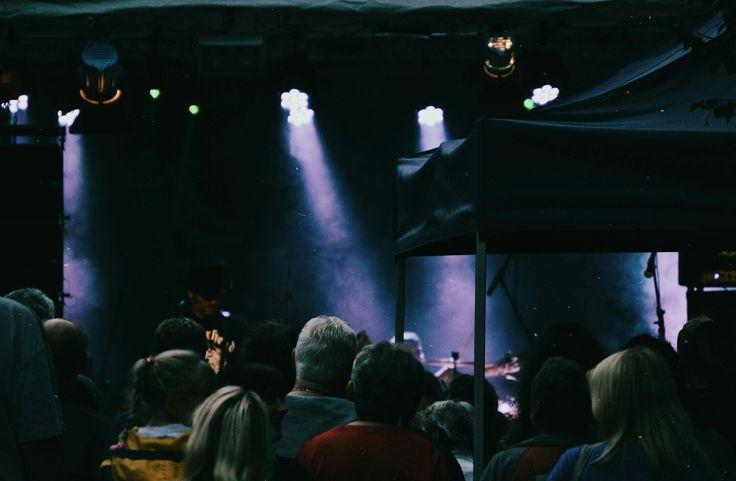 #concert #music #people #lights #nikon #nikond3200 #vsco #vscocam