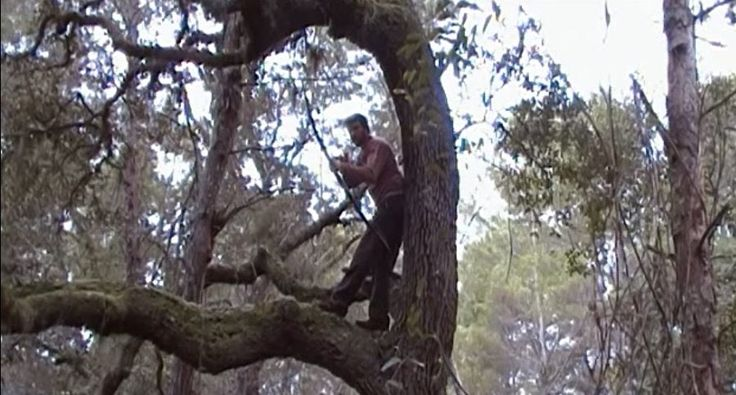 This Self-Filmed Primitive Bowhunting Video is Truly Timeless - Wide Open Spaces