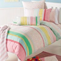 Hiccups Minnie Quilt Cover Set Range Pink