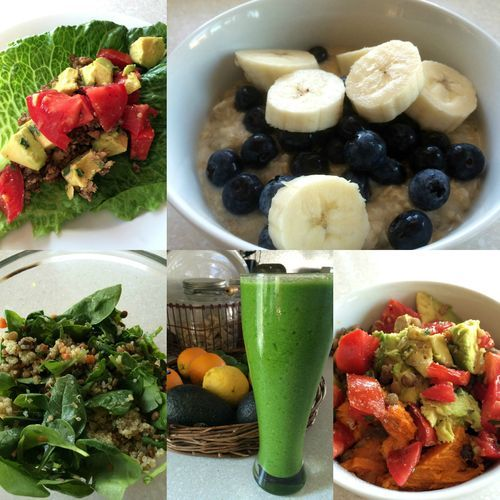 Day One & Two of 22 Day Revolution.  Plant Based Diet. So GOOD!