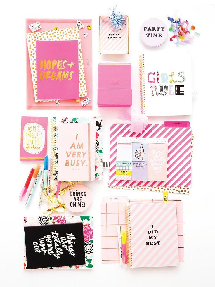 fun desk accessories school cute target pinterest bedazzled sets