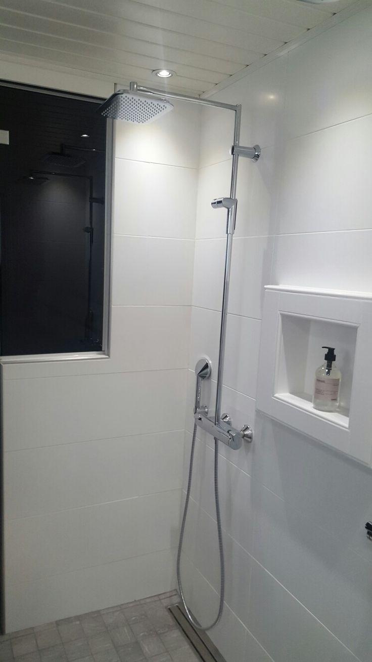 Seinäjoen asuntomessut 2016 // kylpyhuone