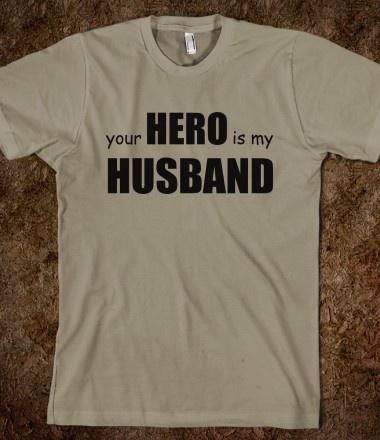 Your Hero is My Husband