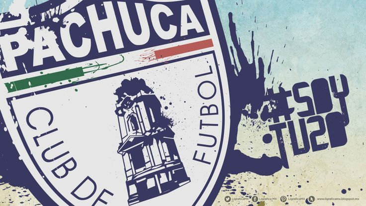 @Tuzos Del Pachuca • LigraficaMX - 310314CTG #ElFútbolNosInspira