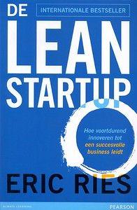 De Lean startup door Eric Ries (Boek) - Managementboek.nl