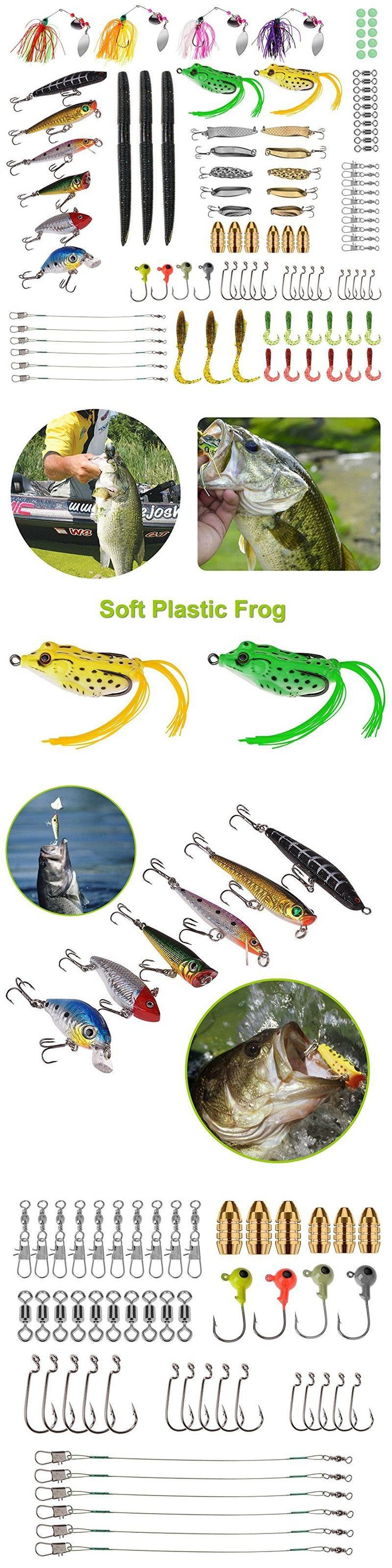 Crankbaits 7300: Fishing Lures Baits Tackle, Best Bass Fishing Lures Including Crankbaits, Spinne -> BUY IT NOW ONLY: $34.24 on eBay!