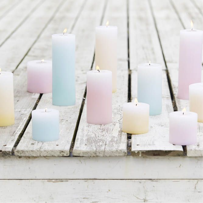 Pastel   Pastello   淡色の   пастельный   Color   Texture   Pattern   Composition   Candle Light
