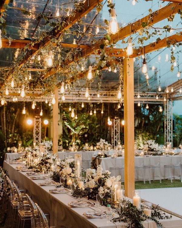 Wedding Lighting Decor Ideas Weddings