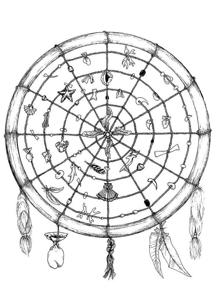 native american printables INDIAN mandalas Medicine