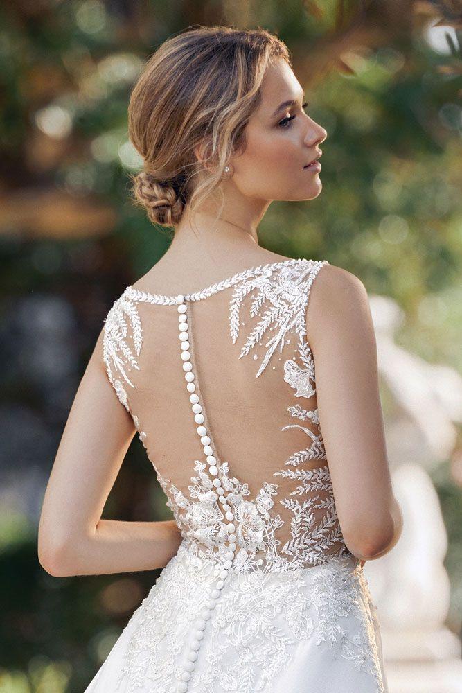Brautkleid Tattoo Spitze Sincerity Brautmode Kleid Hochzeit Braut