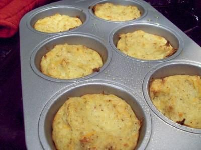 Passover Miniature Potato Kugel from Food.com:   								This is a second recipe I found at my great aunt's which I'm posting here for safe keeping.