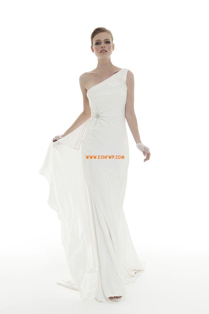 Jardin / Extérieur Zip Naturel Robes de mariée 2014