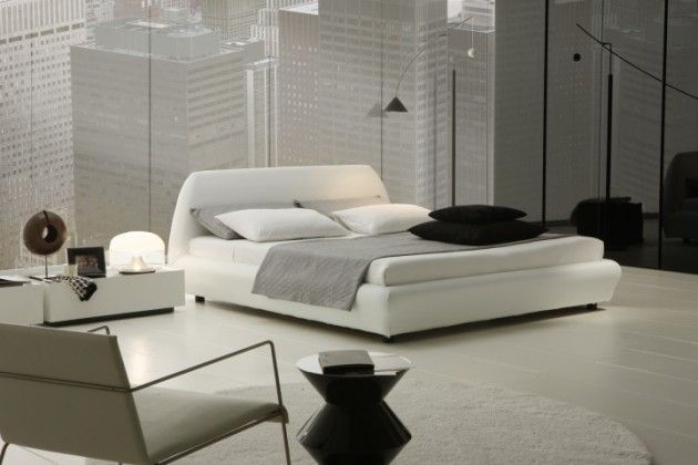 25 Fantastic Minimalist Bedroom Ideas - ArchitectureArtDesigns.com