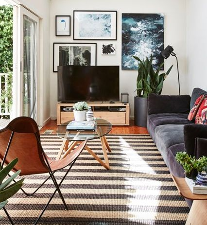 Gorgeous Tash Sefton styled room for Elle Aus | armadillo-co.com