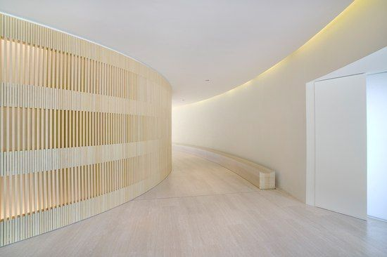 Hotel Puerta America in Madrid, Spain by John Pawson