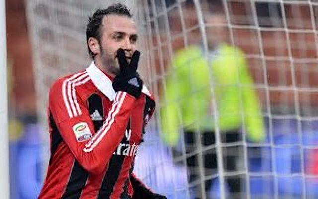 E' il giorno di Pazzini al Verona: Accordo a un passo! Secondo quanto riporta Sky Sport, dovrebbe essere questo il giorno del trasferimento di Gianpaolo Pazzini al Verona. L'attaccante svincolato dal Milan, dovrebbe accettare infatti l'offerta del club s #pazzini #verona