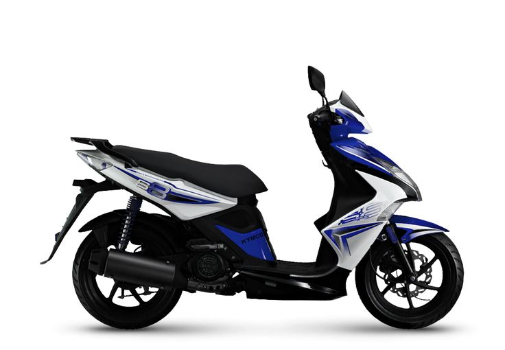 Super 8 Kymco 50 2 Stroke Scooter - 50cc Moped | Kymco UK