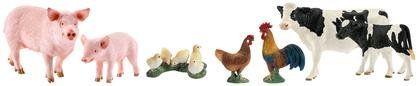 Schleich World of Nature Farm Animals Series Pack 2