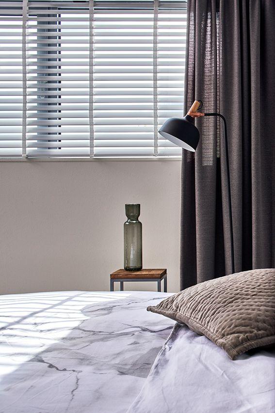 Woonexpress | creëer met gordijnen en jaloezieën de juiste sfeer in jouw slaapkamer | alles voor jouw slaapkamer