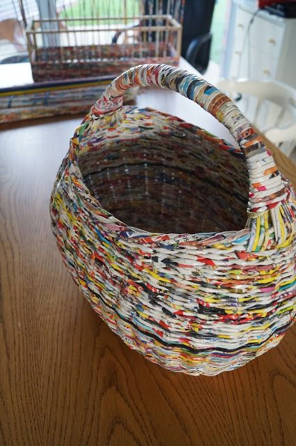Classic Oval Shopping Basket