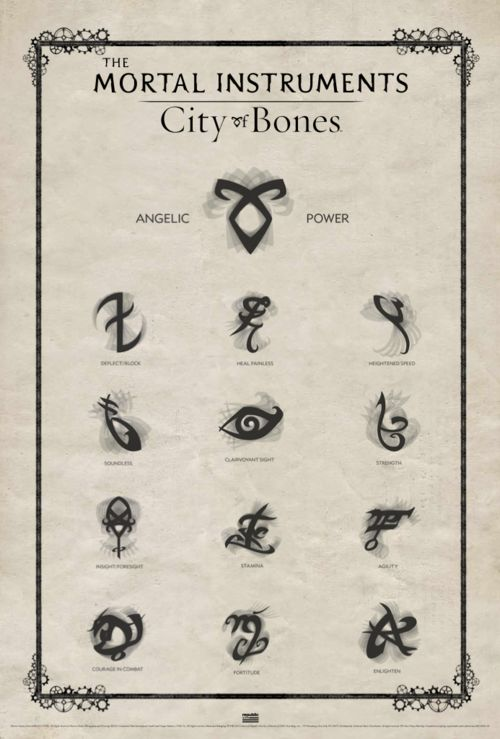 78 best images about the mortal instruments on pinterest for Mortal instruments tattoo