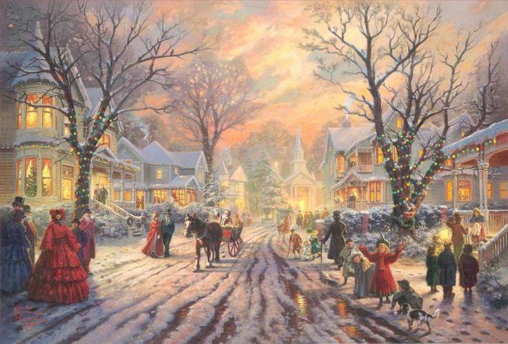 Рождественская история - Ярмарка Мастеров - ручная работа, handmade