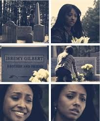 Image result for jeremy gilbert and bonnie bennett