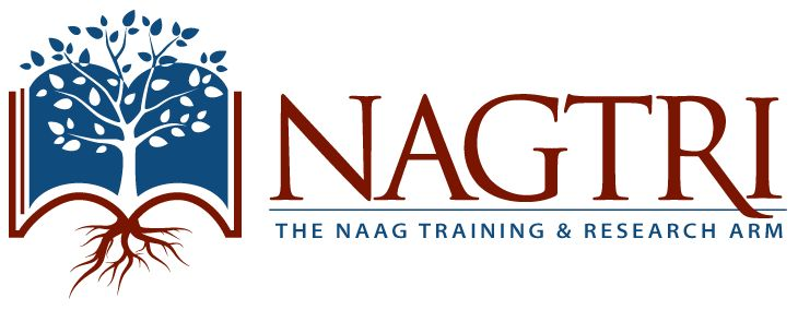 A student secured an internship with the National Attorney General Training and Research Institute. The National Attorneys General Training and Research Institute (NAGTRI) is the research and training arm of the National Association of Attorneys General (NAAG).