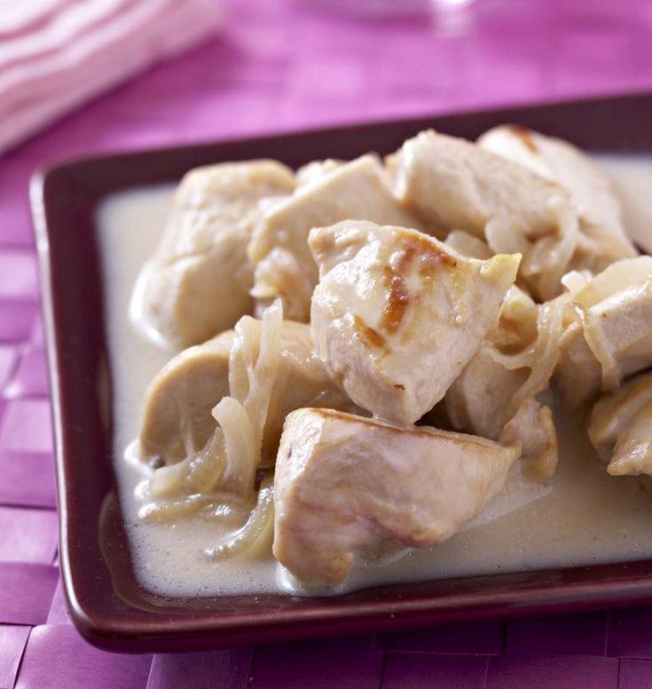 Poulet au gingembre et au miel - les meilleures recettes de cuisine d'Ôdélices