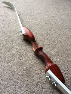 instructable Takedown Recurve Bow