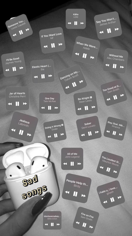 In the feels songs – Iphone 11 - Water,  #feels #iPhone #songs #Water