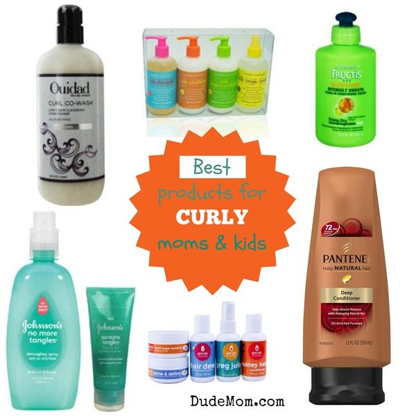 Stuff for curly hair-9401