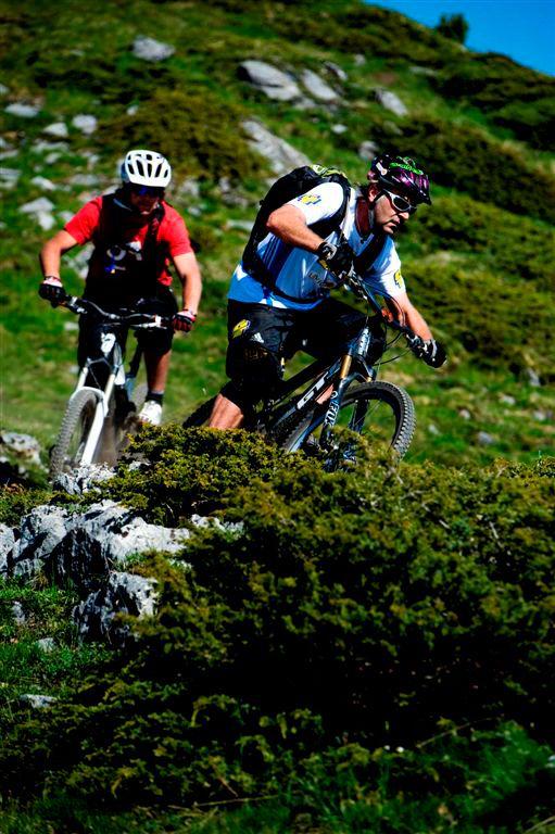 Enjoy a fun #bike tour with your bike mates in #Livigno.