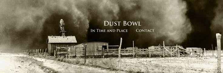 Caroline Henderson:: The Dust Bowl
