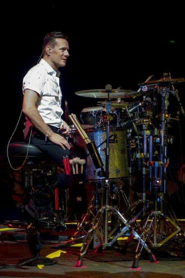 U2 - Larry Mullen Jr SOI TOUR