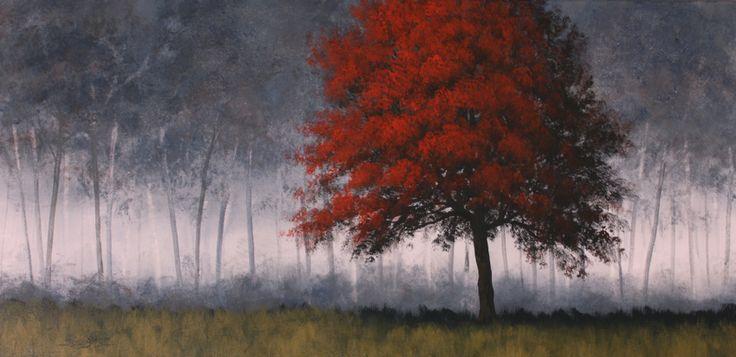 acrylic landscape painting tutorials   Let's Make a Painting: Step-by-step Acrylic Landscape Demo from Tim ...