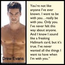 Drew Evans- emma chase tangled series - Google Search