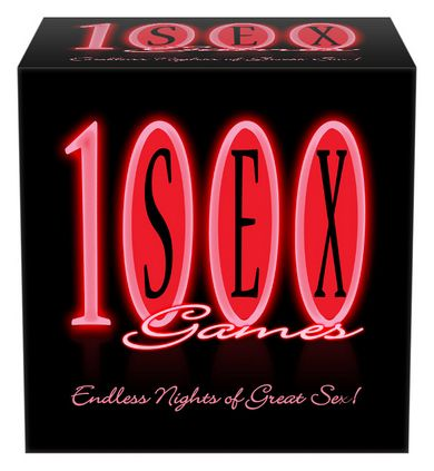 1000 SEX GAMES Availability: In Stock Price: $18.00