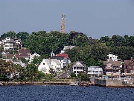 Groton, Connecticut.  I came here about age 19 to visit a boyfriend who was stationed at the Naval Base here.  Adorable town and pretty water front.